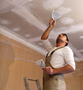 What is the difference between plaster and putty