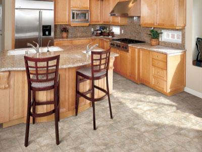 what linoleum for the kitchen