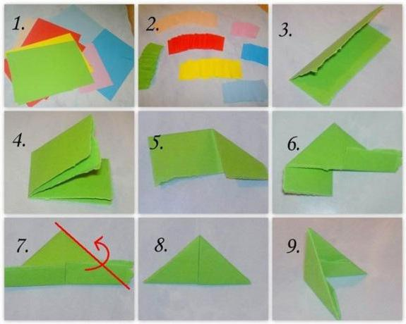 types of origami techniques