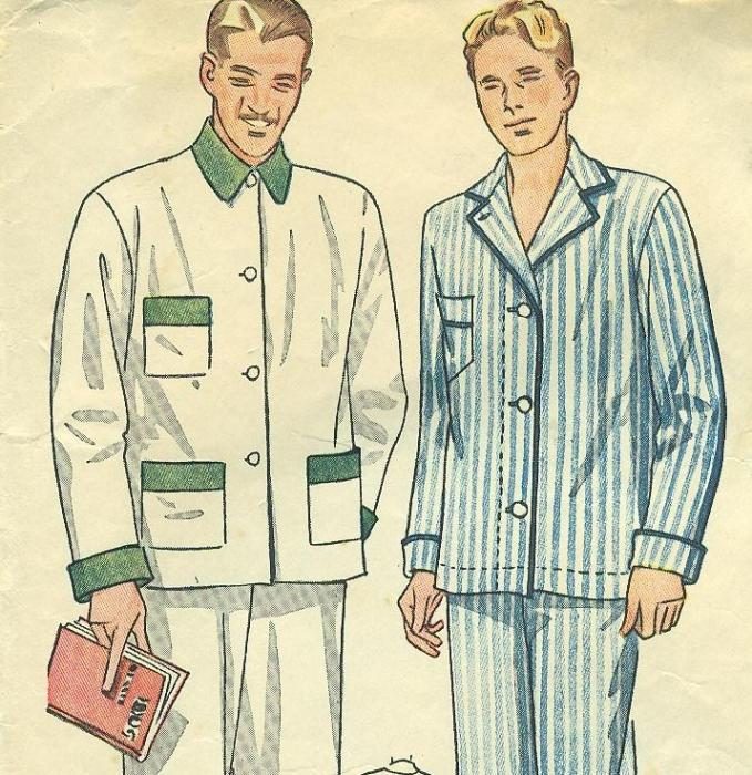 pajamas for men