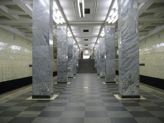 closed stations of the Moscow metro
